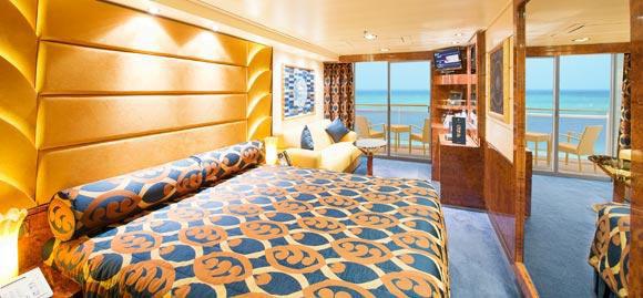 oferte croaziere Suite Aurea  - Cabin and Suites