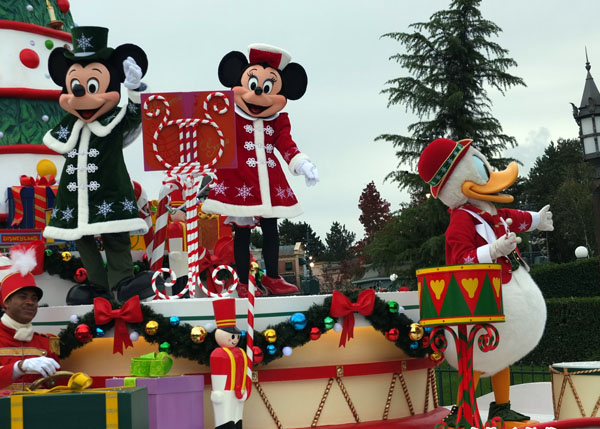 oferte vacanta la Disneyland Iarna